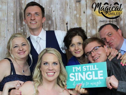 Magical Smiles Photo Booth