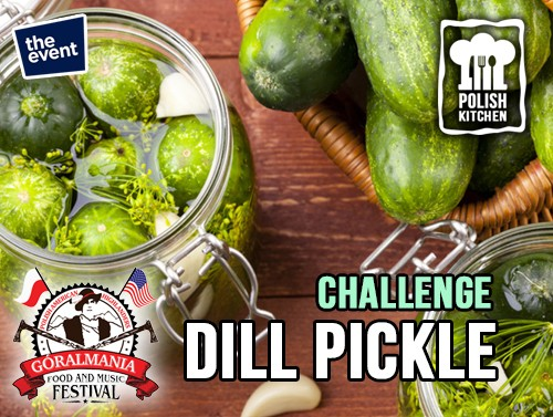 DILL PICKLE CHALLENGE